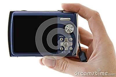 Digital Camera - Ready