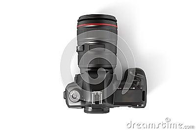 Digital Camera Reflex