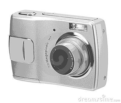 Digital Camers Icon