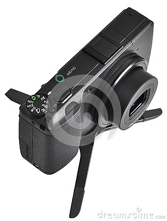 Free Digital Compact Camera Stock Photography - 40204192