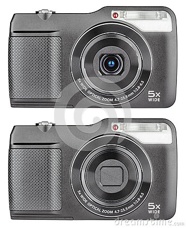 Free Digital Compact Cameras Royalty Free Stock Image - 82084896