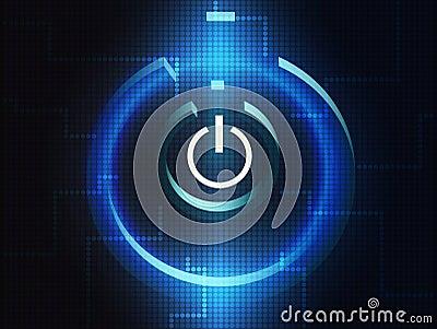 Digital computer symbol