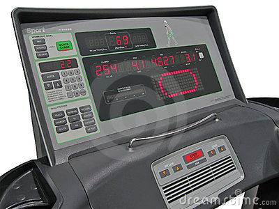 digital control panel, gyms, calories, weight loss