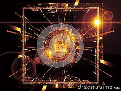 Digital CPU