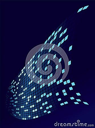 Digital data stream