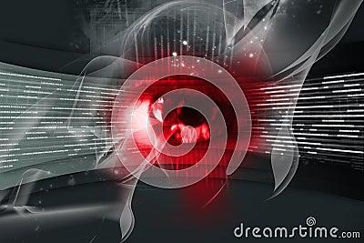 Digital eye