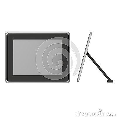 Digital frame - blank