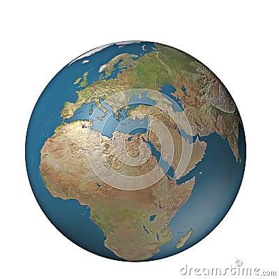 Digital globe Europe