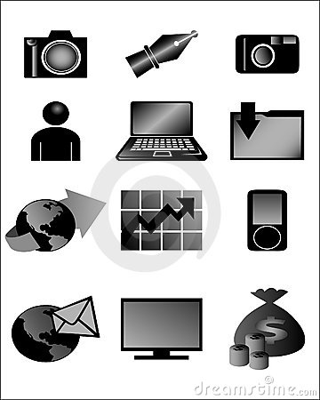 Digital icons