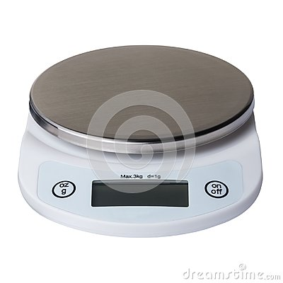 Free Digital Kitchen Scales Royalty Free Stock Photos - 103641658
