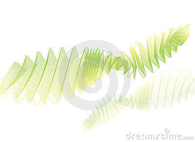 Digital line wave1