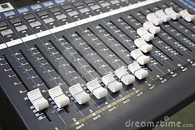 Digital Music Mixer
