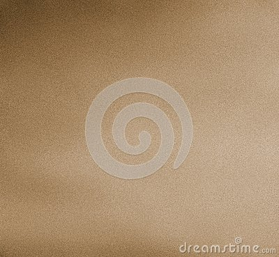 Digital Painting Colorful Background in Light Brown Color on Sandy Grain Layer Stock Photo