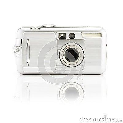 Free Digital Photo Camera Royalty Free Stock Image - 2443936