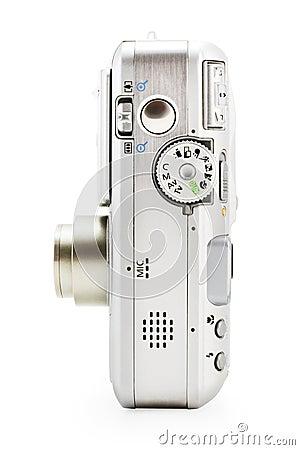 Free Digital Photo Camera Royalty Free Stock Image - 2444016