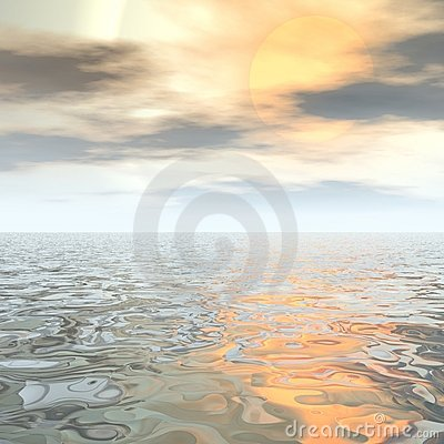 Digital seascape