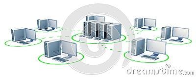 Digital servers