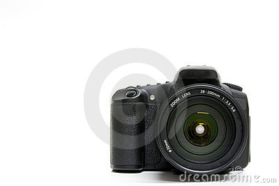 Digital Slr Royaltyfria Bilder - Bild: 33109