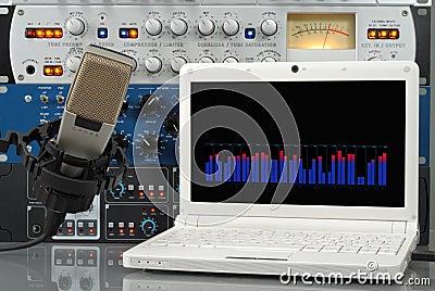 Digital sound recording