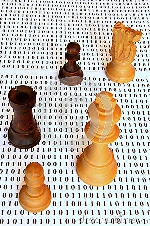 Free Digital Strategy Royalty Free Stock Image - 8979696