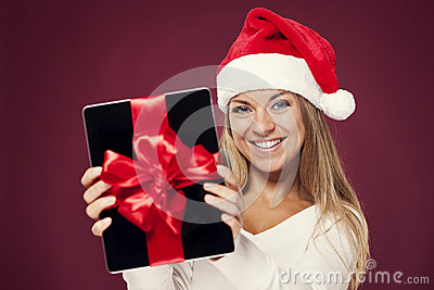Digital tablet gift