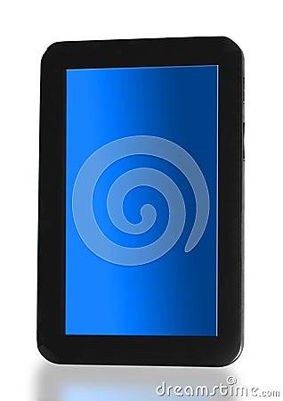 Digital tablet or pad