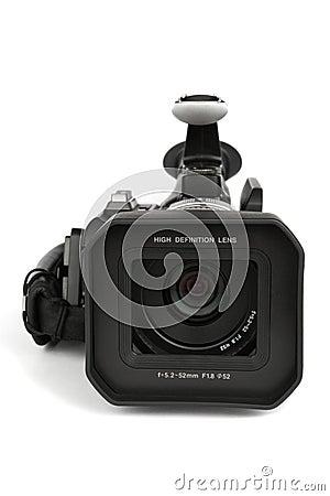 Free Digital Video Camera Royalty Free Stock Photography - 6525497