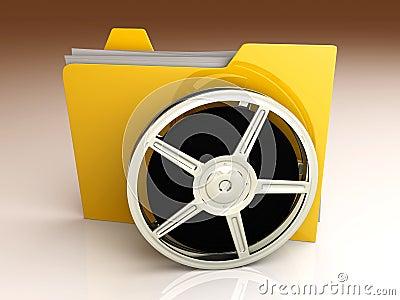 Digital Video Folder