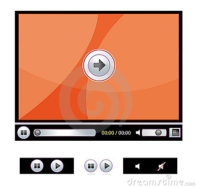Digital video player