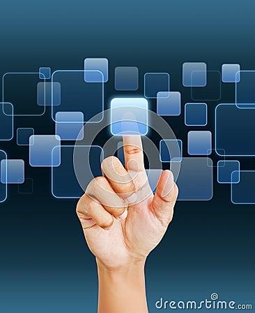 Digital virtaul screen