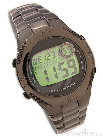 Digital Water resistant watch