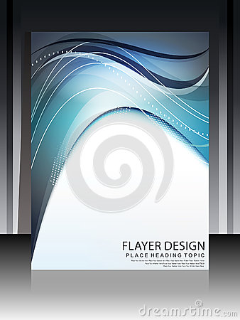 Digital Wave Flayer Design