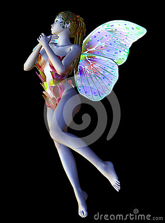 Flower fairy flies
