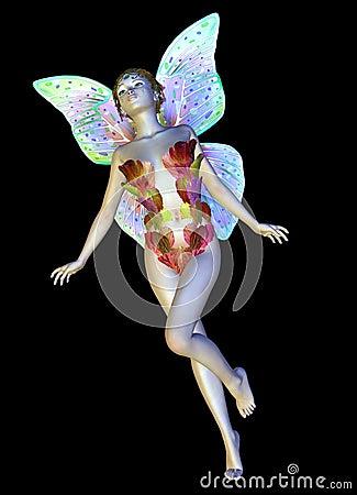 Flower fairy flies