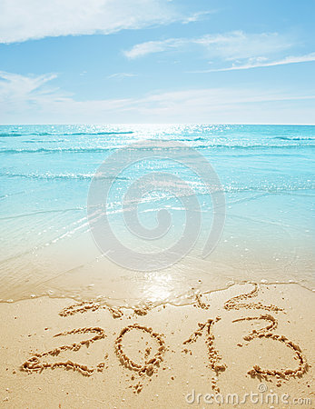 Free Digits On The Sand Royalty Free Stock Images - 28541729