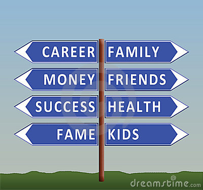 Dilemma of life: career or family