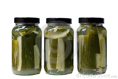 Dill Pickles Spears