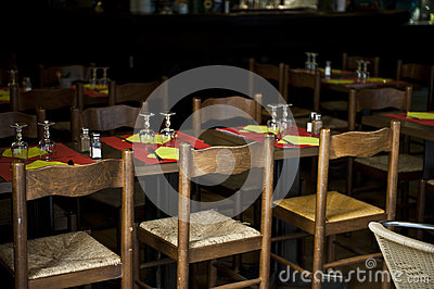 Dim Dining Tables