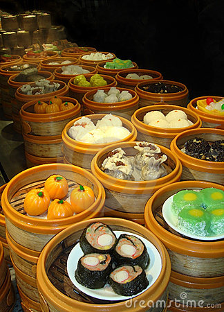 Free Dim Sum Stock Photos - 5565443