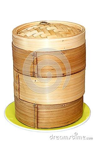 Dim Sum Baskets