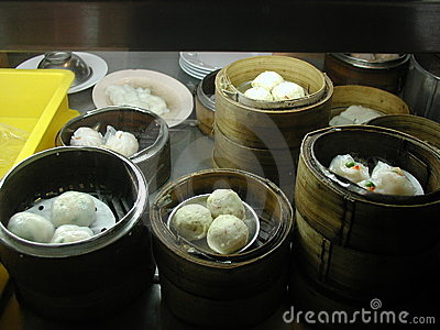 Dim Sum - Chinese food