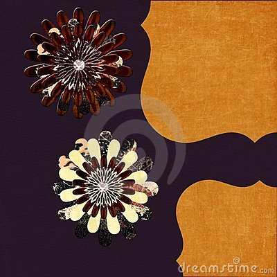 Dimensional flowers