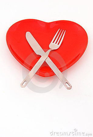 Dineer with heart