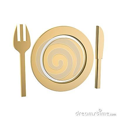 Diner symbol