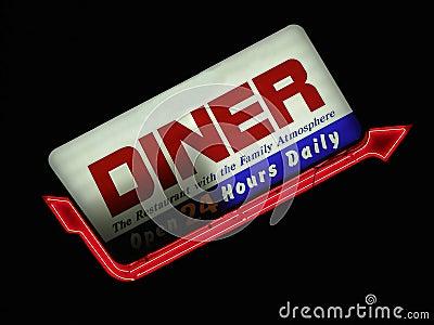 Diner Teken