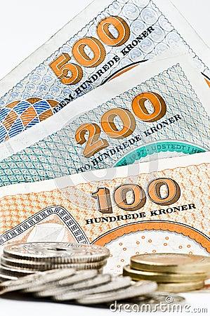 Dinero en circulación danés 2
