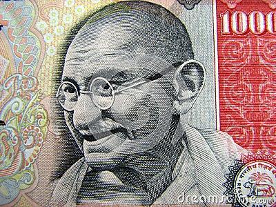 Dinero en circulación indio
