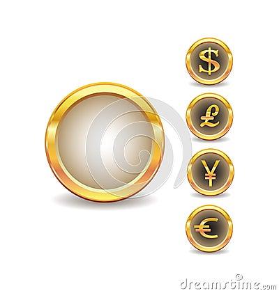 Dinero en circulación de la palabra