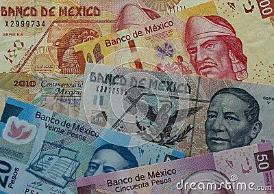 Dinero en circulación de México