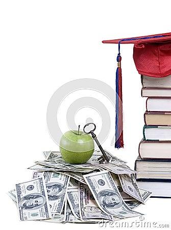 Dinheiro da faculdade